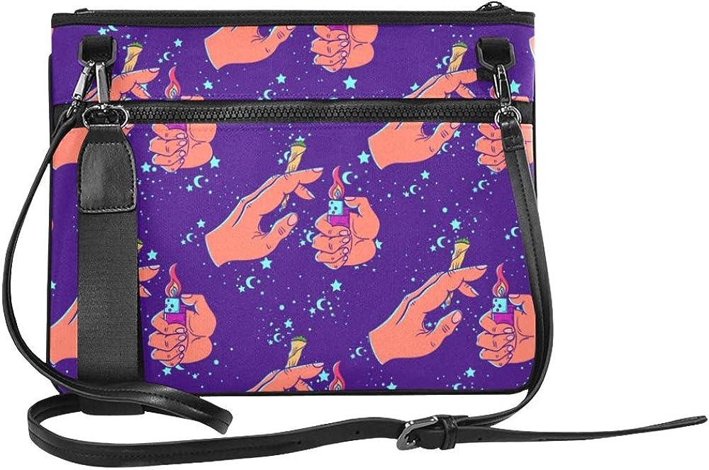 Tote Crossbody Bag Creative Small Objects Lighter Adjustable Shoulder Strap Fashion Work Bag For Women Girls Ladies Fashion Crossbody Bag Crossbody Bag For Kids