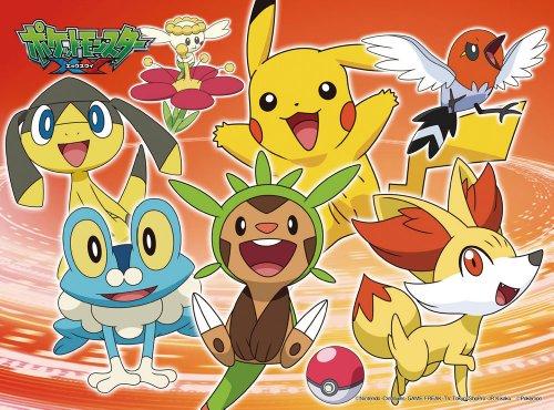 EVA-004-se-llevan-bien-en-el-38-pieza-cada-uno-suave-bloque-de-Pokemon-Puzzle-y-XY-Japn-importacin-El-paquete-y-el-manual-estn-escritos-en-japons