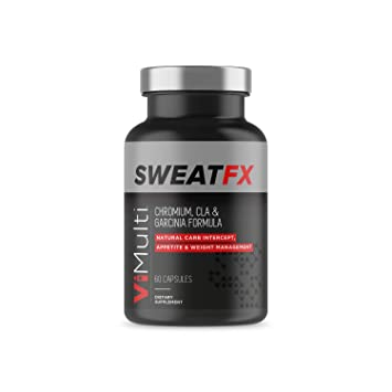 Vimulti Sweat Fx Fat Burner Weight Loss Supplement For Men And Women Appetite And Weight