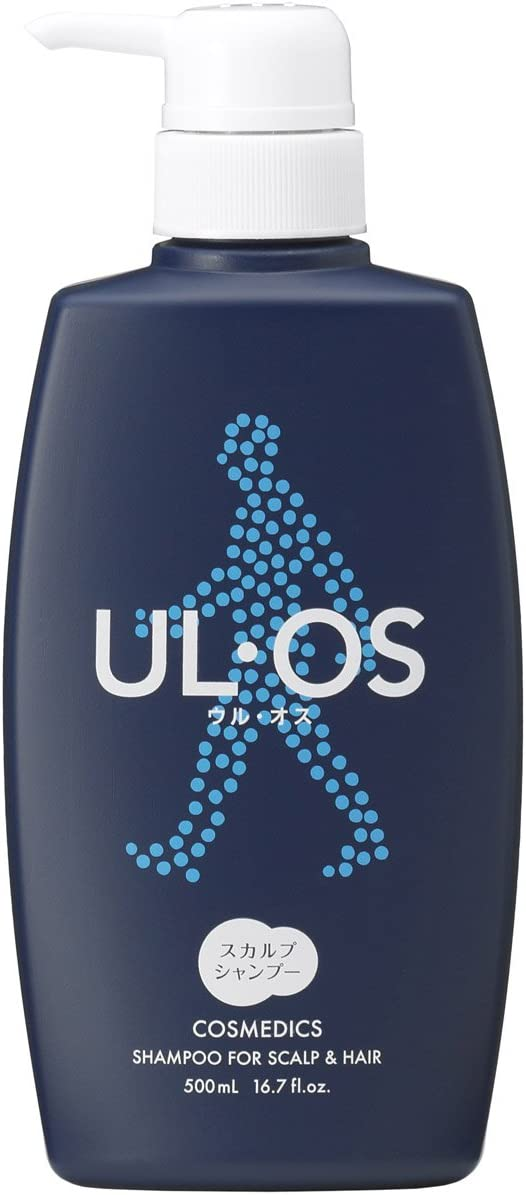 UR・OS(ウルオス)薬用スカルプシャンプーのサムネイル