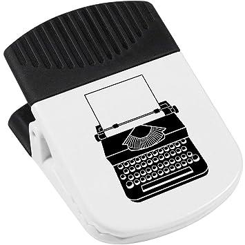 Azeeda Máquina de Escribir Clip Magnético (CP00001158)