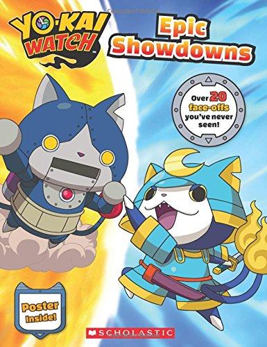 Epic Showdowns (Yo-kai Watch) PDF