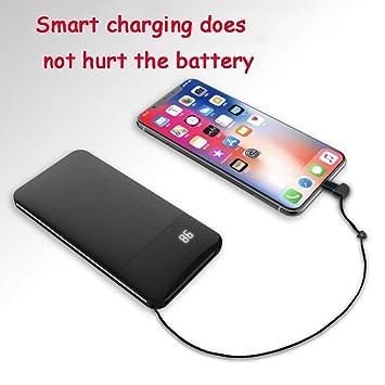 YDXW Batería Externa 8000Mah Cargador Portatil Power Bank ...