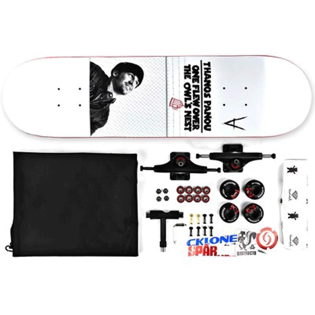 世界の ショートボード成人子供男性と女性四輪スケートボード初心者組立プロフェッショナルスケートボード両側傾斜スケートボード (色 : : Ax) Signature B07L3P5PGY Signature B07L3P5PGY Signature, 清瀬市:9a10077a --- a0267596.xsph.ru