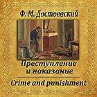 Prestuplenie i nakazanie Audiobook by Fjodor M. Dostojewski Narrated by Alexander Khorlin