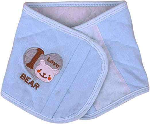 Infant Newborn Soft Umbilical Cord Care Belly Belt Belly Protection Navel Belt