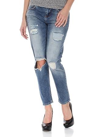LTB Jeans Damen Boyfriend Jeans Mika