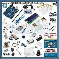 Arduino Uno Full Başlangıç Seti 62 Parça 192 Adet
