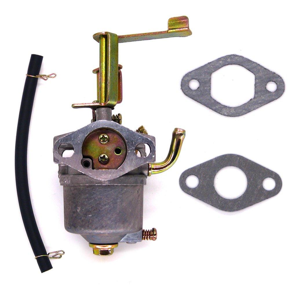NIMTEK New Carburetor for Powermate PWLE0799 PWLE0799F2N 79CC 9'' 3.5 FT-LBS Gas Edger