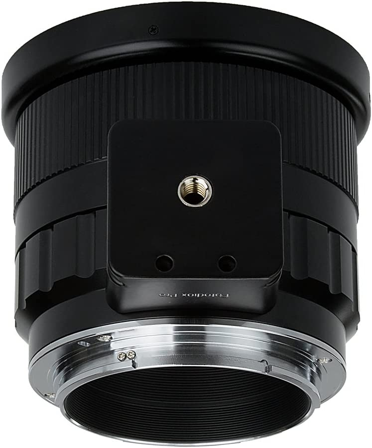 Fotodiox Pro Automatic Macro Extension Tube 48mm Section for Fuji G-Mount GFX Mirrorless Cameras for Extreme Close-up Photography