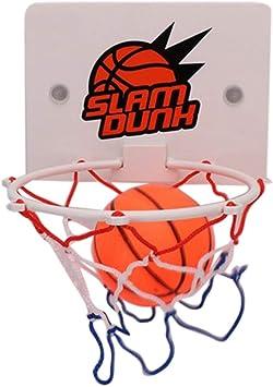 BIYI Portable Funny Mini Basketball Hoop Toys Kit Indoor Home Fans ...
