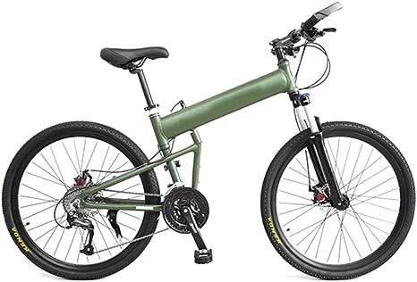 Bicicleta Plegable De Montaña, 29
