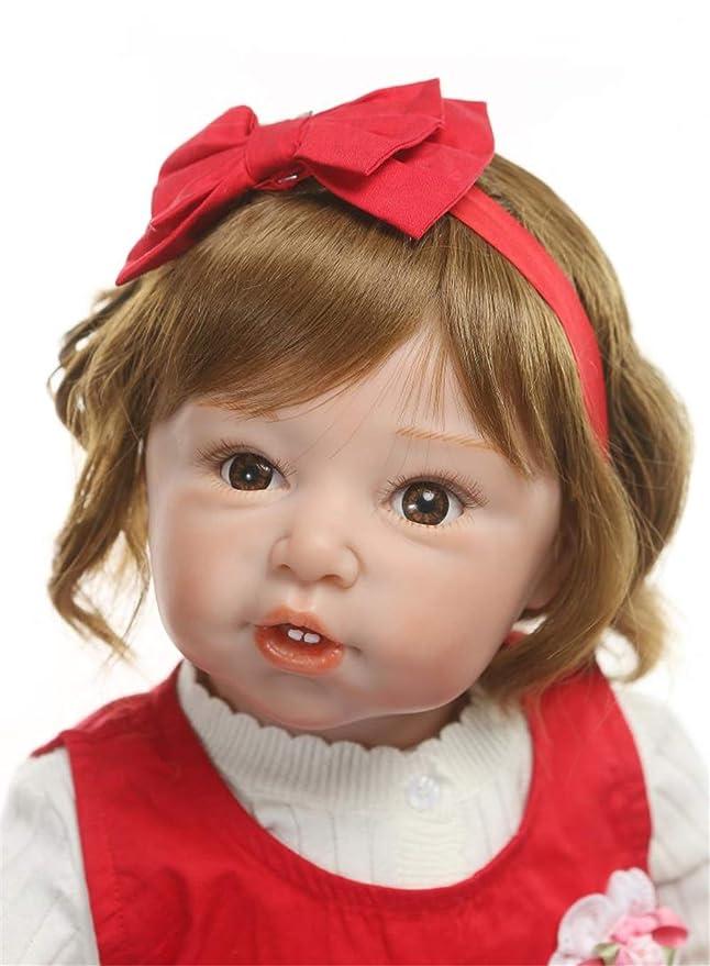 Amazon.com: Binxing Toys - Muñecas de bebé recién nacido NPK ...