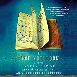 The Blue Notebook Audiobook