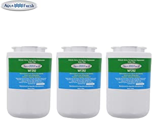 Aqua Fresh Filters Compatible with Amana 12527304 WF401 Clean N Clear, 12527304, WF401S, WF401P, Kenmore 46-9014, 46-9904 Refrigerator Water Filter (3 Pack)