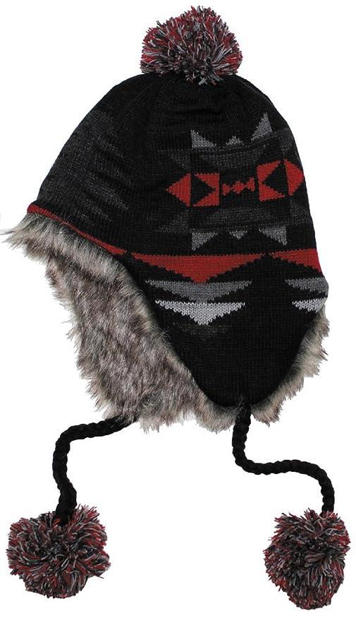 df4e77b0202 Amazon.com  Fox Outdoor Peru Ica Hat Black Red  Sports   Outdoors