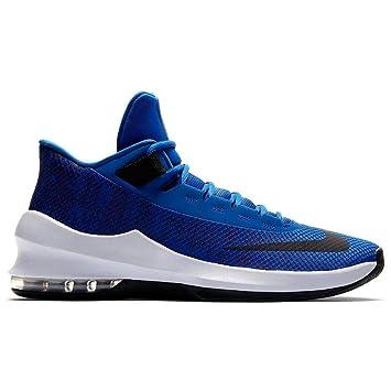 c322beaa9c Amazon.com: Nike Kids' Preschool Air Max Infuriate 2 Mid Basketball ...