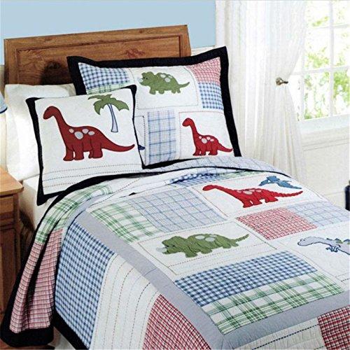 Lotus Karen Home 2-piece Kids Quilt Sets,100% Cotton Patc...