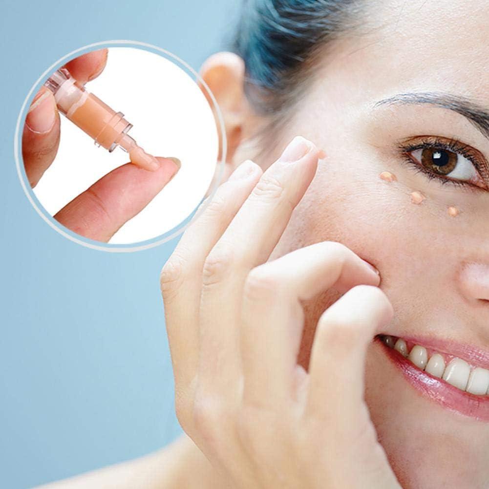 Crema para los ojos Gel para los ojos Crema antiarrugas para los ojos Minimiza las líneas finas reduce la hinchazón Las ojeras la piel ...