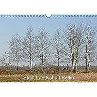 Stadt Landschaft Berlin (Wandkalender 2015 DIN A4 quer): Landschaften und Impressionen aus der deutschen Hauptstadt (Monatskalender, 14 Seiten)