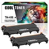 brother toner mfc 7360n - Cool Toner 2 Packs Compatible Toner Replaces for Brother TN450 TN-450 TN420 Toner Works with Brother MFC-7860dw MFC 7860dw MFC 7360n 7360 HL-2280dw HL-2240 MFC-7460dn HL-2270dw DCP-7065dn Toner