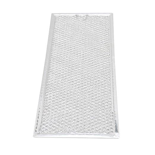 BQLZR 5304464105 Filtro de malla de grasa para microondas de ...