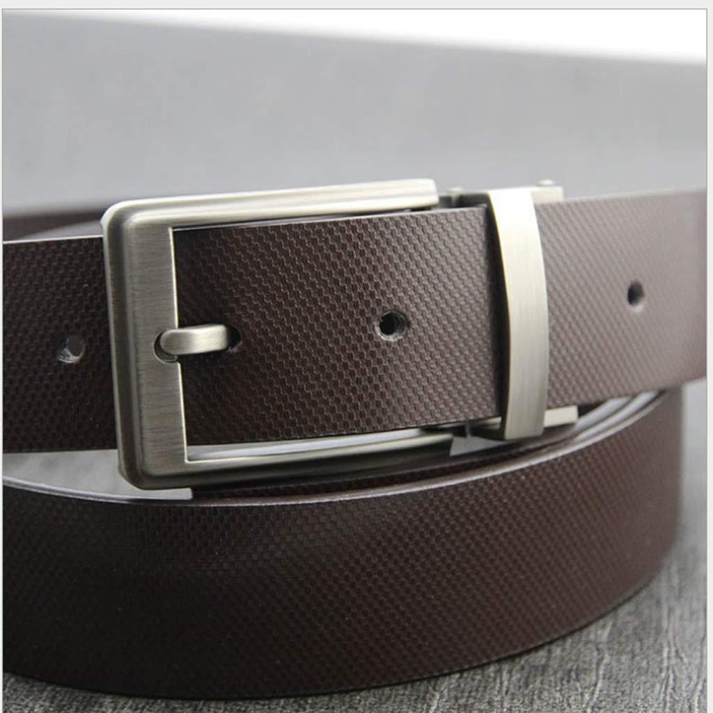IPOTCH Fibbia Cintura Con Ardiglione Singolo Confortevole Per Vestiti Uomo