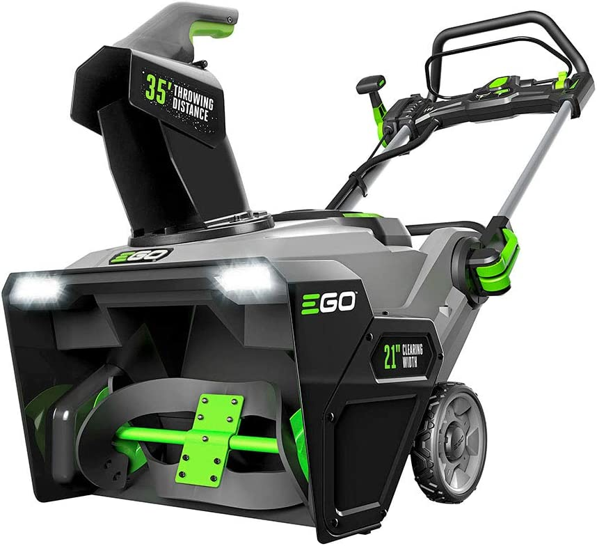 EGO 21 inches. Cordless 56-Volt