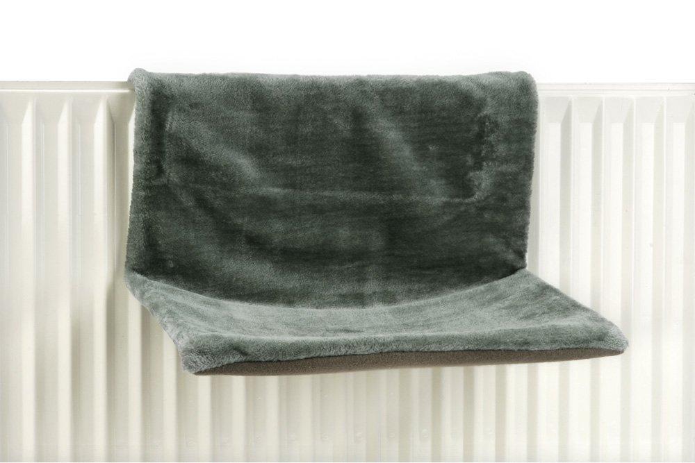 Beeztees Sleepy Hamac pour Chat Vert 46 x 31 x 24 cm