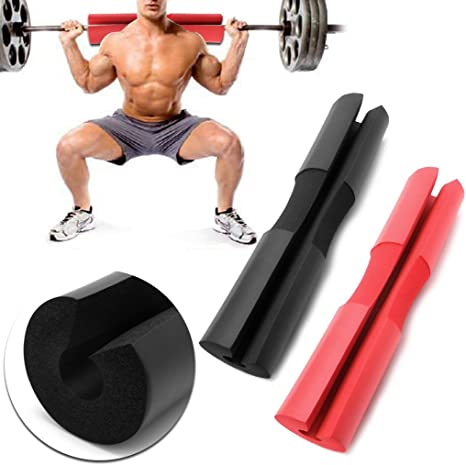Foam Barbell Pad Cover For Gym Weightlifting Squat Neck Shoulder Protective/'✔!l