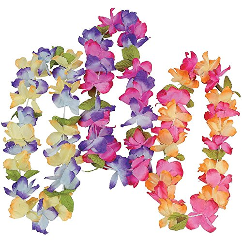 Mahalo Floral Leis : package of -