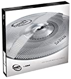 sabian cymbal package - Sabian Cymbals QTPC501 Quiet Tone Cymbal Pack 13