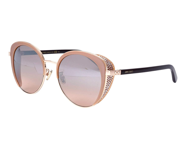 Amazon.com: Gafas de sol Jimmy Choo (GABBY-F-S FWMG4 ...