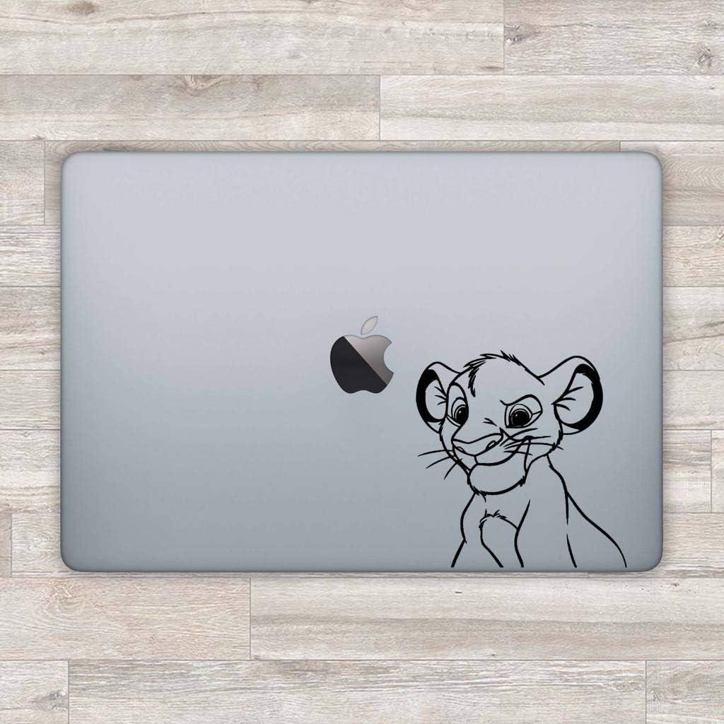 Lion King MacBook Decal Disney MacBook Sticker Simba MacBook Pro 2016 Lion King Laptop Decal