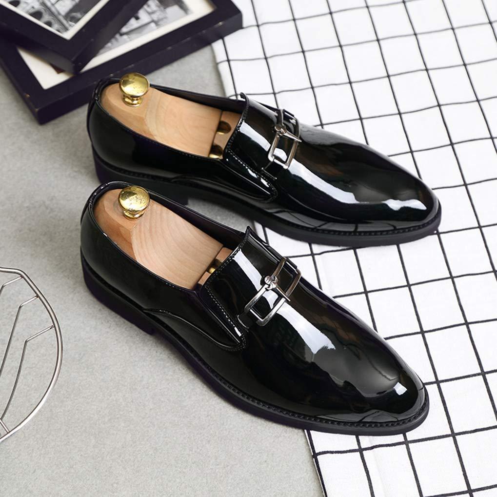 f6303ba4e16c6 Amazon.com: Starttwin Men Dress Shoes Unique Print Flower Shoes Slip on  Camo Wedding Oxford Shoes: Sports & Outdoors