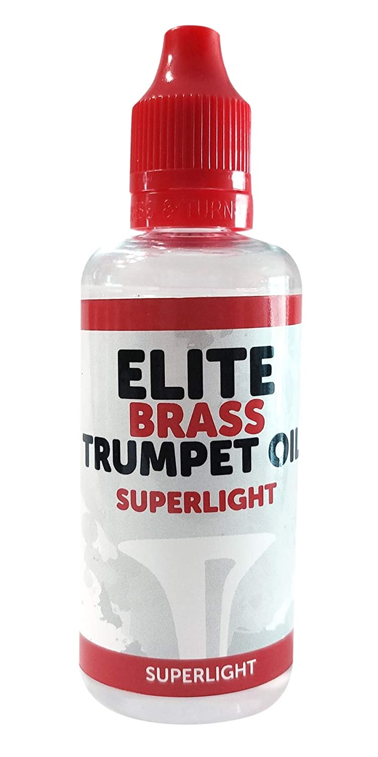 Elite Brass Trumpet Oil Superlight - Aceite para trompeta