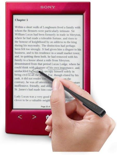 SONY READER 6 ROJO: Amazon.es: Electrónica