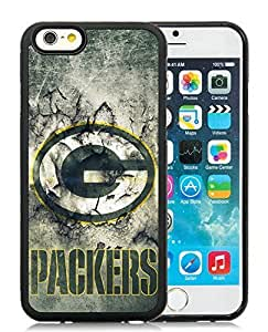 iPhone 6 Case,Custom Apple iPhone 6 Protective Skin Green Bay Packers 30 Black Phone Case For iPhone 6 4.7 Inch Cover Case