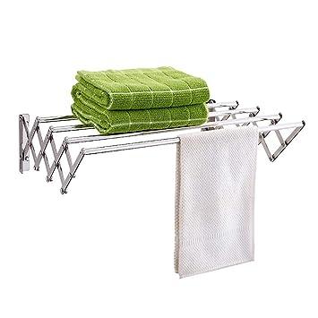 Toallero de Acero Inoxidable toallero de baño Perchero ...