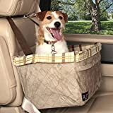 Solvit Tagalong Pet Booster Seat, Deluxe, Extra-Large