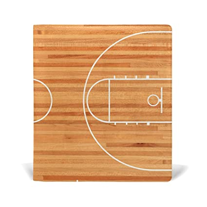 Funda protectora para libros de cancha de baloncesto para libros ...