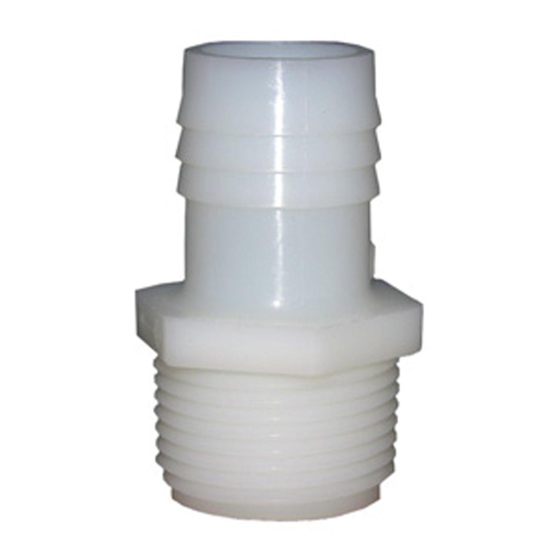 LASCO 1inch Insert x 1inch MPT PVC Tee