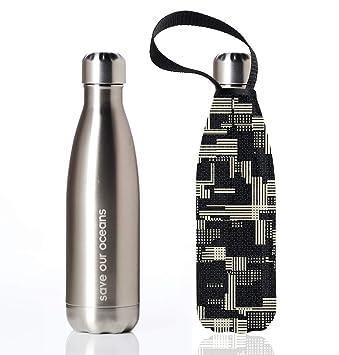 Amazon.com: BBBYO - Botella de agua de acero inoxidable con ...
