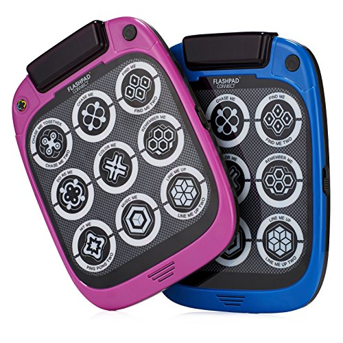 Colour Connect (Flashpad Connect Set Of 2 (COLORS VARY) Touchscreen Games with lights)