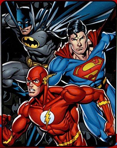 Northwest Fleece Soft Blanket (Justice League
