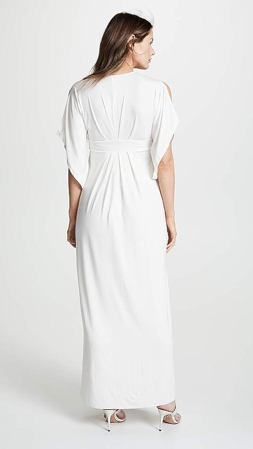 ef6effa260e Ingrid   Isabel Women s Maternity Kimono Maxi Dress at Amazon Women s  Clothing store