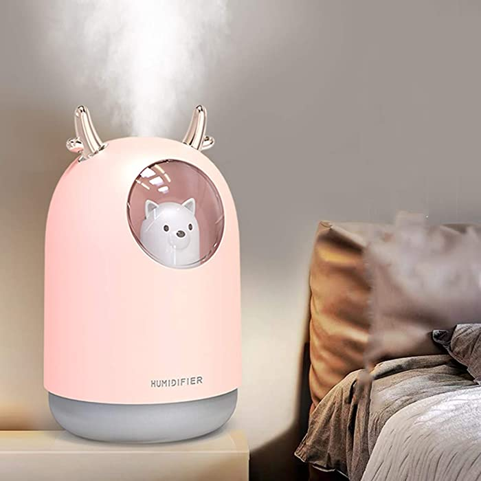 Top 10 Desktop Humidifiers Warm Mist