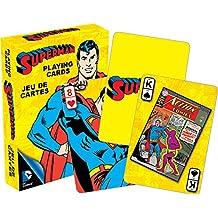 Aquarius DC Superman Retro Playing Cards