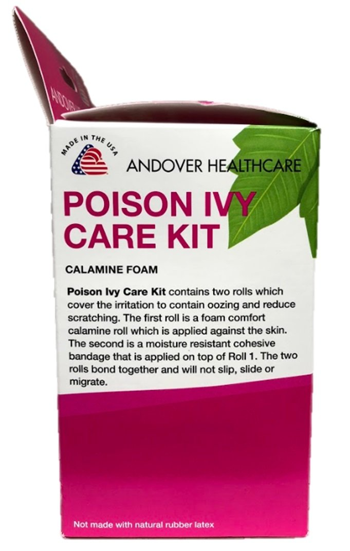 Andover Healthcare Poison Ivy Care Kit (Pack of 2)