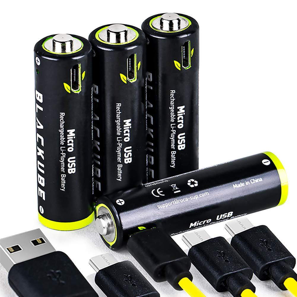 usb rechargeable lithium batteries aa battery li ion battery usb cell 711931409687 ebay. Black Bedroom Furniture Sets. Home Design Ideas